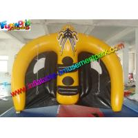 China Outdoor Inflatable Water Toys Sea Flying Manta Ray Rider Towable Ski Tubes on sale