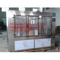 China small capacity drinking water bottling plant on sale