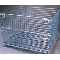 Quality Welded Wire Container for sale
