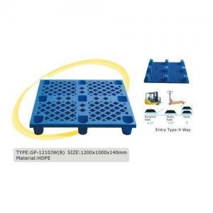 China Single Deck Plastic Pallets / Plastic Pallet on sale