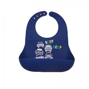 Quality Cartoon Shape Soft Baby Bibs Set For Restaurant FDA Approved for sale