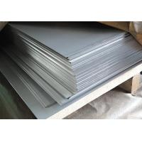 Quality 300 Series Cold / Hot Rolled Stainless Steel Plate 6mm / 8mm Flat Steel Plate for sale