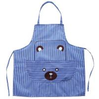 Quality Oem Cute Cooking Aprons Anti Dirt Eco Friendly Material For Safety Protective for sale
