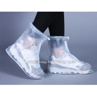 Quality Non Skid Waterproof Shoes Cover , Reusable Rain Snow Boots For Cycling for sale