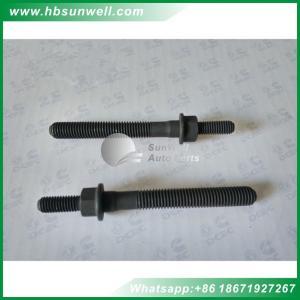Quality Cummins diesel engine parts ISM QSM M11 L10 long bolt 3896712 cylinder head bolt 3328637 for sale