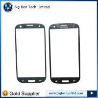 Quality Hot selling front glass lens for galaxy s3 i9300 for sale