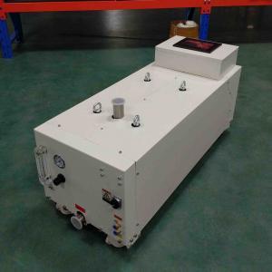 China Dry Screw Industrial Vacuum Pumps , Degassing / Drying Process Oilless Vacuum Pump on sale