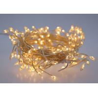 Quality Rice USB Powered LED Christmas Lights Indoor Decoration Warm White Color for sale