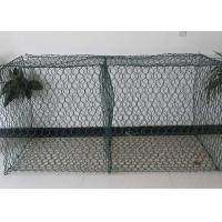 Quality Erosion Control Gabion Wall Fence Rock Gabion Baskets For Scour Protection for sale