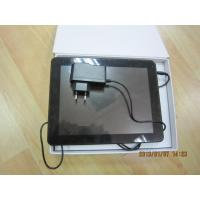 Quality Metal Cover Android Tablet PC Quad Core Allwinner Cortex A10 Chip With WIFI , GPS for sale