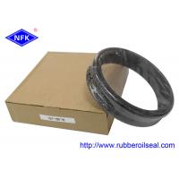 Quality Bulldozer D85 Parts Floating Oil Seal , Rubber Piston Seals High Pressure Resistant for sale