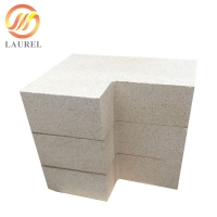Quality Alumina silica fire brick fire proof bricks for ladle lining for sale