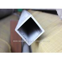 Quality Industrial Duplex Stainless Steel Pipe / Square Stainless Steel Tubing Seamless for sale
