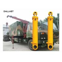 Quality 4 Inch Bore Welded Hydraulic Cylinders Dual Action ,  Heavy Duty Hydraulic Cylinders for sale