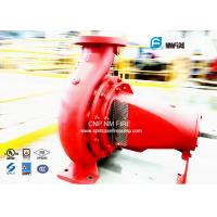 Quality Water Use Horizontal End Suction Centrifugal Pumps 300GPM /125PSI FM Approved for sale