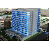 China 3D Model Hi-details Residential Oceanfront Home ,Architectural maquette scale model on sale