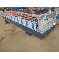 Buy cheap Color Steel Construction IBR Galvanized Steel Roofing Sheets Roll Forming Machinery from wholesalers
