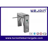 Buy High Speed Access Control Turnstile Gate Entry Systems Access Control Barriers at wholesale prices
