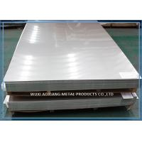 Quality Customized Width 201 2B Cold Rolled Stainless Steel Sheet 1.4372  For Engineering for sale