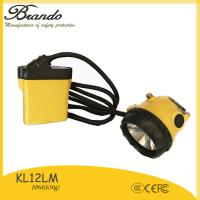 China flame proof emergency light KL12LM miner lamp for hazardous area zones on sale