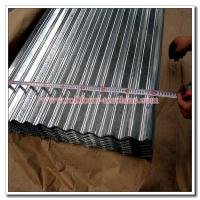 Quality Corrugated Profile Roof Sheet SGCC SGCH Galvanised Iron Corrugation Roofing Sheet for sale