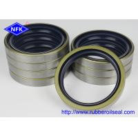 Buy Crankshaft Rubber Oil Seal , High Speed Shaft Seal 95*120*17mm For 6D95 Engine at wholesale prices