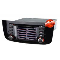 Quality 4.3 Inch FIAT DVD Player Dual Zone Support Ipod / Iphone4s for Linea ST-840 for sale