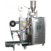 Quality 3.7kw Coffee Bag Filling Machine Inner And Outer Drip Coffee Bag Packaging Machine for sale