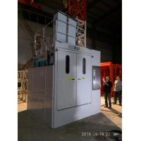 Quality 2000kg Explosion Proof Industrial Elevators for Oil Plant Installed within Steel Structure for sale