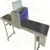Chip Control Egg Printing Machine Easy Operation With Maintenance - Free Design for sale