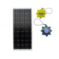 Quality 90W PV Solar Panels Durable Metal Frame Charging For Traffic Light Battery for sale