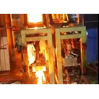 Quality R4M two strand 120x120mm steel billet caster rigid dummy bar continuous casting machine for sale