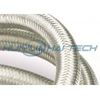 Quality Multi - Purpose Tinned Copper Braid Shield High Temperature Proof For Switch / Gear for sale