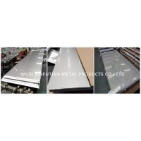 Quality Different Finish Surface 316 Stainless Steel Sheet Corrosion Resistance for sale