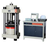 Buy cheap 2000KN 200Ton  Concrete Specimens compressive strength testing machine from wholesalers