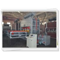 Quality Down Press Double Side Laminate Pressing Machine / Plywood Hot Press Machine for sale