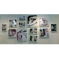 Quality acrylic photo frames wall mount for sale