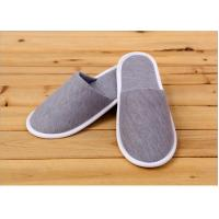 Quality Towelling Flip Flop Guest Disposable Hotel Slippers Terry Cloth Material Colorful for sale
