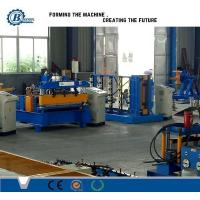 Quality Hydraulic Powered Metal Roofing Roll Forming Machine With 3 Groups Rollers for sale