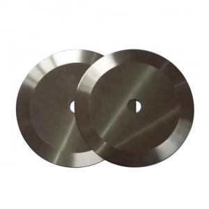 China EPDM HSS Cutting Cloth Circular Rotary Slitter Blades on sale