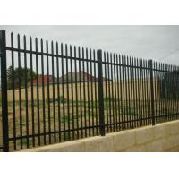 Buy cheap Metal Tube Security Steel Ornamental Decorative Wire Fencing Powder Coating For from wholesalers