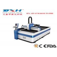 Quality High Speed CNC Laser Metal Cutting Machine For Stainless Steel / Aluminum for sale