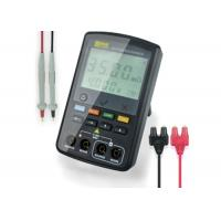 Buy 20V / 20Ω Portable Battery Resistance Meter , Battery Internal Resistance Tester at wholesale prices