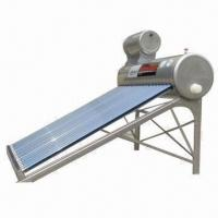 Quality Patent product no pressure solar water heater for sale