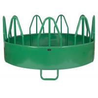 Quality HEAVY CLOSED BOTTOM HORSE ROUND BALE FEEDER for sale