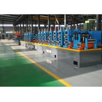 Buy 0.5-2inch High Speed High Precision Automatic ERW Pipe Mill Line at wholesale prices