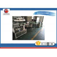 Automatic Wine Bottle Filling Machine 6000bph 4.2KW , Beverage Rotary Liquid Filling Machine