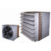 Quality Outdoor Wood Furnace Copper Tube Water to Air Duct Coil for sale