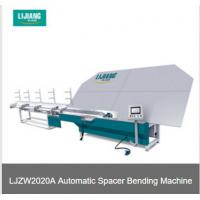 China Auto Steel Bar Bending Machine For Aluminum Strip Supporting Warm Edging on sale