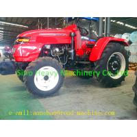 China OEM 4X4 Four Wheel Drive Tractors 17.5 Kn  Wheel Drive Trucks 70HP Option  With XINCHAI Brand Engine on sale
